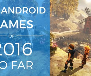Top 10 Android games of 2016