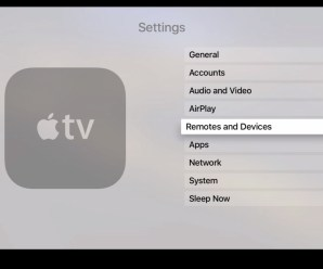 Apple TV Remote App is Updated for iPhone