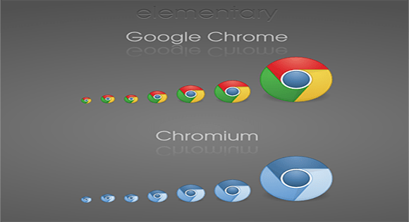 Chrome and chromium