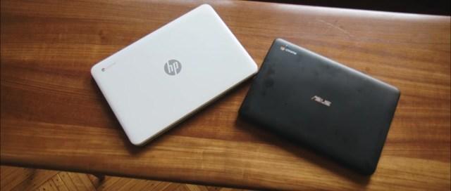 HP and Asus