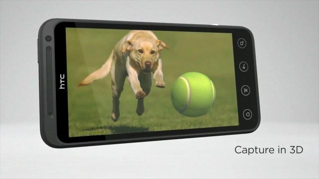 HTC capture in 3D