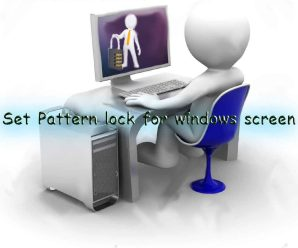 How to Set Pattern Lock on Windows OS – Download Software
