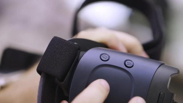Samsung Gear Buttons