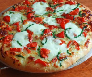 How to Make Margherita Pizza