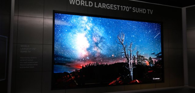 170-inches TV