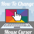 3 Best ways to change the color and size of the mouse pointer in Windows