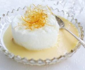 Love at First Bite: Floating Island Dessert Recipe