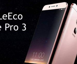 A Latest Review On LeEco Le Pro 3 Ecophone