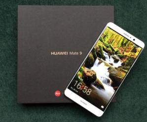 Huawei Mate 9 review: A big phone with enough battery