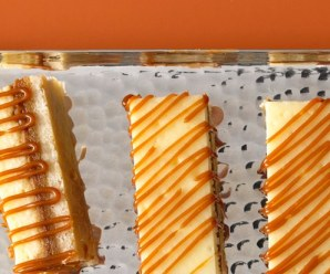 Wow!!! Caramel Cheesecake Bite Recipe