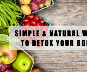 7 Simple Ways To Detox Your Body That Improves Health