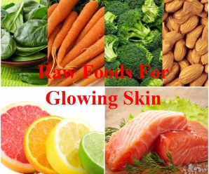 10 Raw Foods That Are Good For Skin