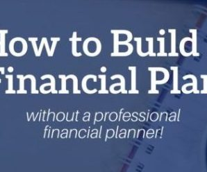 How To Do Your Own Financial Planning