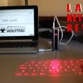 The Virtual Keyboard – Projector Keyboard – Laser Keyboard Review