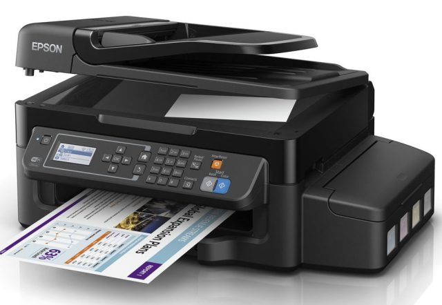 ET-4550 Printer