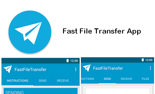 Fast File Transfer Application
