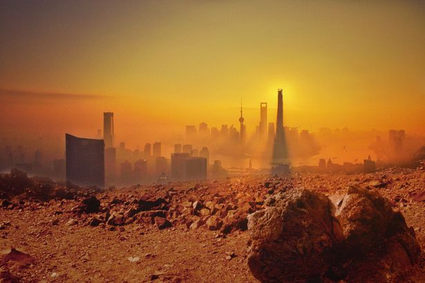 first city on Mars