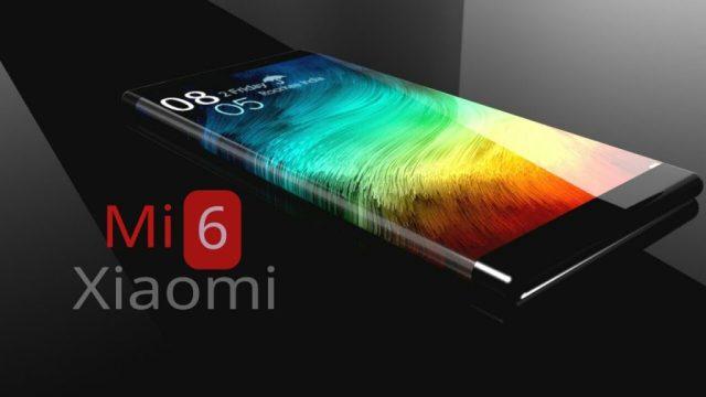 Xiaomi Mi-6