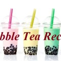 Healthy Homemade Bubble Tea Recipe