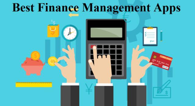 finance management apps
