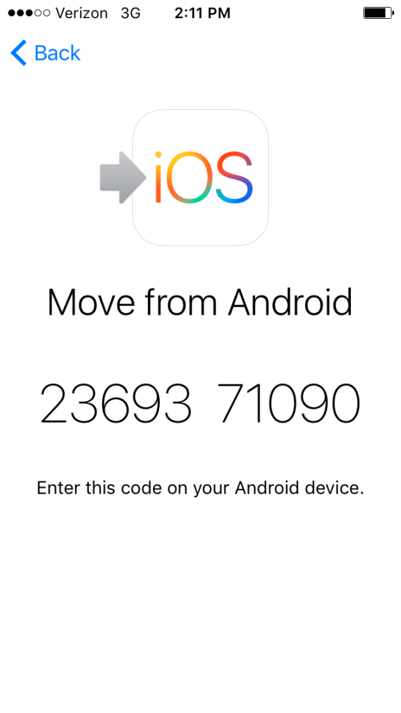 move-to-ios-iphone-3-code-screen