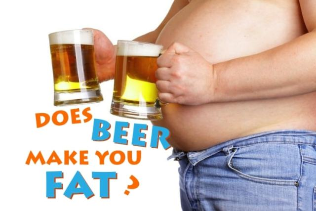 Does Beer makes you fat