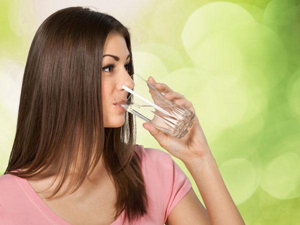 Drink More Waterin Summer