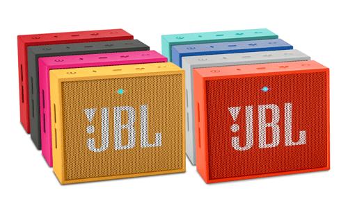 JBL Go Bluetooth Speaker