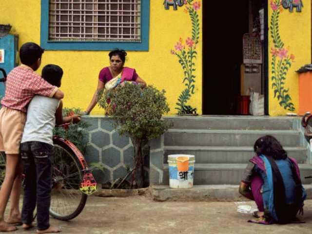 Shani Shingnapur No doors
