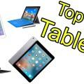 Top 10 Best Tablet in India Specs Price Comparison 2017