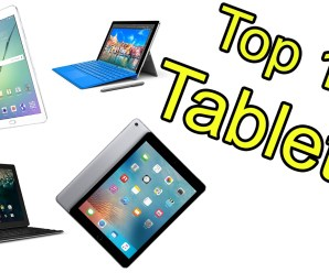 Top 10 Best Tablet in India Specs Price Comparison 2017