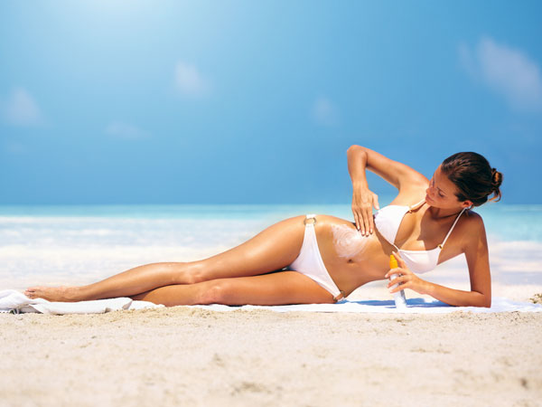 Use SunScreen in Summer
