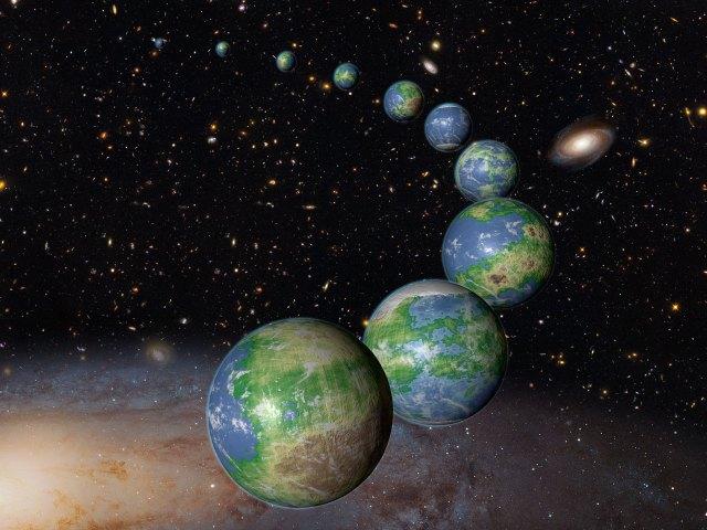 Planets like an Earth