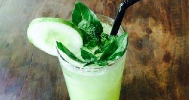 Virgin Cucumber Cooler