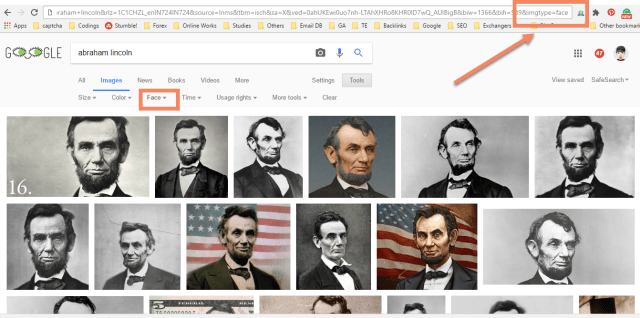 Google Image Search Trick