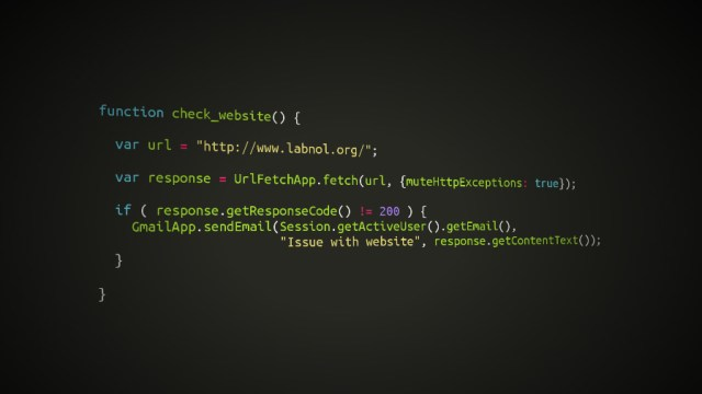 MOST USEFUL GOOGLE APPS SCRIPTS