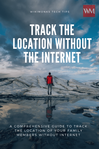 Track The Location Without The Internet