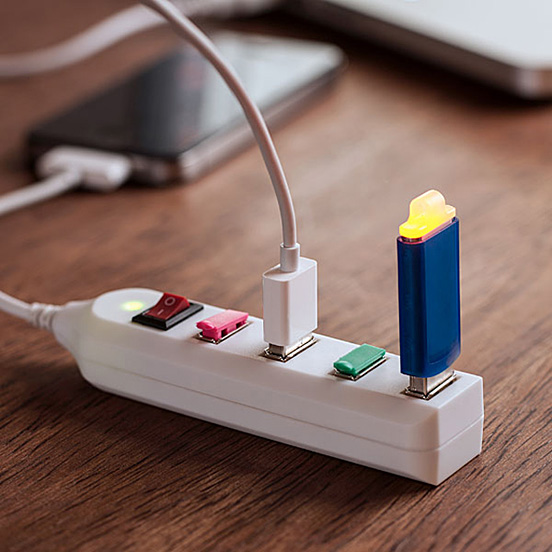 USB Power Strip