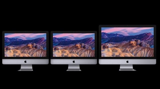 Apple WWDC iMac 2017