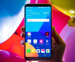 A Review On LG G6 : One Of The Best Bezel-less Smartphone