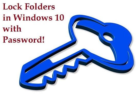 windows-10-folder-lock