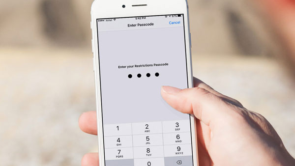 how-to-reset-restrictions-passcode-on-iphone