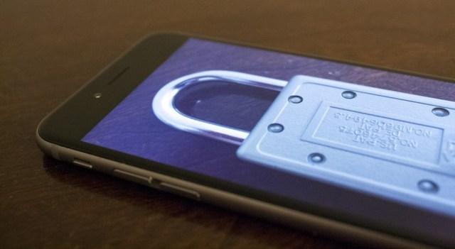Anti Theft app in Smartphone