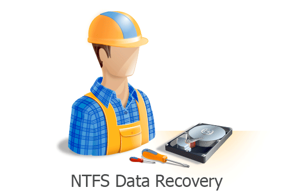 NTFS Data Recovery