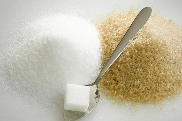 Brown sugar is healthier than white sugar