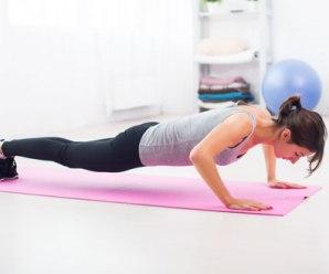 How many push ups you need everyday?