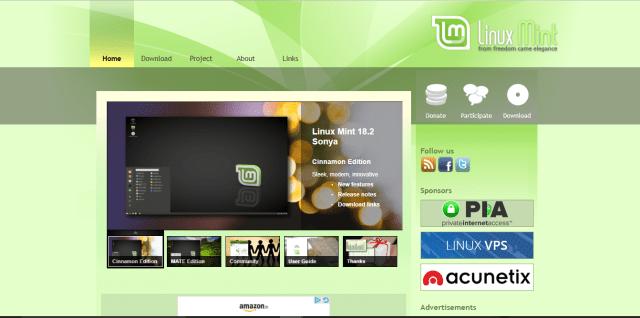 linux mint screenshot 2