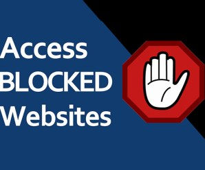 How to access blocked websites and services from anywhere?