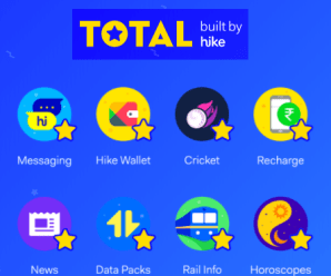 Hike Total lets you read news, send messages without an Internet connection