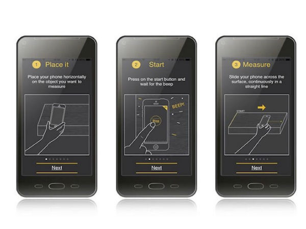 Measure any object with Smartphone